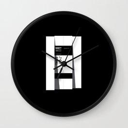 interstellar tars Wall Clock