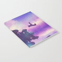 Aladdin Notebook