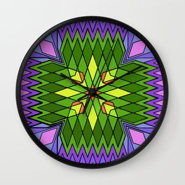 Lucy in the Sky with Diamonds Wall Clock