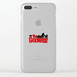 Goon Clear iPhone Case