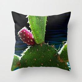 Cactus Needs A Hug Throw Pillow