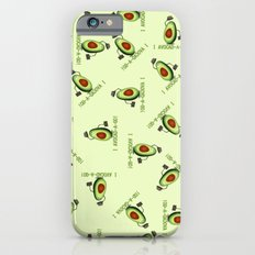 I Avocad-a-go! iPhone 6s Slim Case