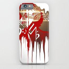 """""""Dark Paradise LDR Drip"""" iPhone Case"""