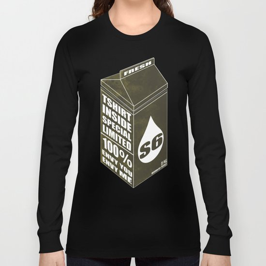 S6 SPECIAL LIMITED PKG Long Sleeve T-shirt
