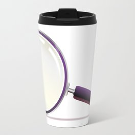 Magnifying Glass Travel Mug