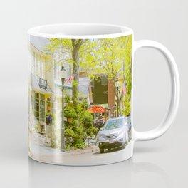 Main Street, Falmouth, Cape Cod Coffee Mug