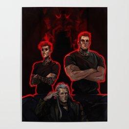 Zakharines Poster
