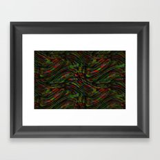 Happy thoughts Framed Art Print