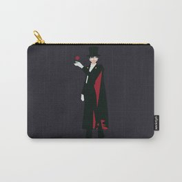 Tuxedo Mask (Blue) Carry-All Pouch