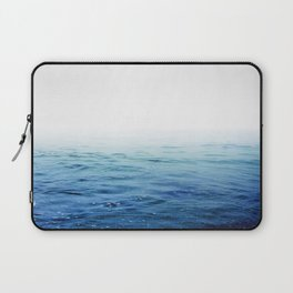 Calm Blue Ocean Laptop Sleeve