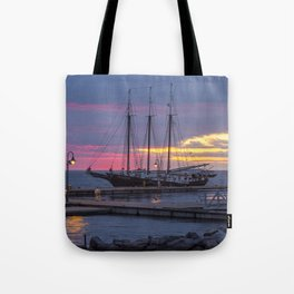 The Alliance at Sunrise Tote Bag