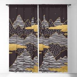 Starry Sky Blackout Curtain