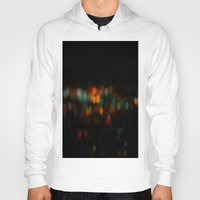 bokeh Hoodies featuring Bokeh by Fox Industries
