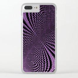 MASS VS. MO Clear iPhone Case