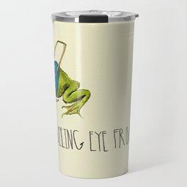 Seeing Eye Frog Travel Mug