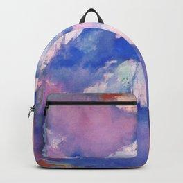 Washed Backpack