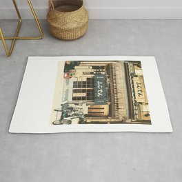 Japan - 'The Old Grocery Store' Rug
