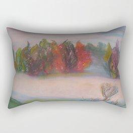 autumn medow Rectangular Pillow