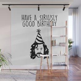 Have A Siriusly Good Birthday Wall Mural
