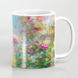 Roses paint  Coffee Mug