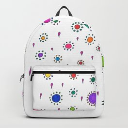Rainbow Gems Backpack