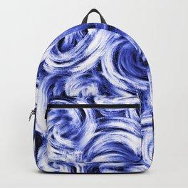 Blue jeans Medusa  Backpack