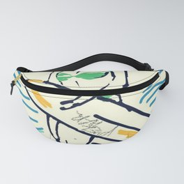 The Beach Woman Fanny Pack