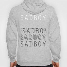 SADBOY - Aesthetic Vaporwave Hoody
