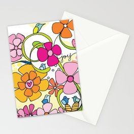Peace, Joy, Love and Strength Stationery Cards