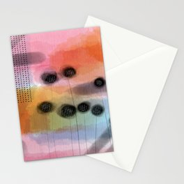 Pink Retreat Stationery Cards