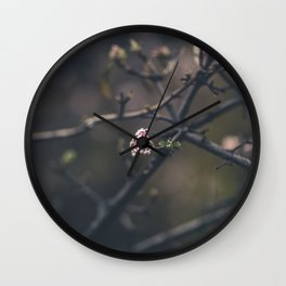 The High Line 2 Wall Clock