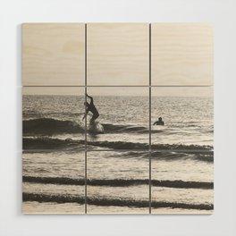 Surf's Up Wood Wall Art