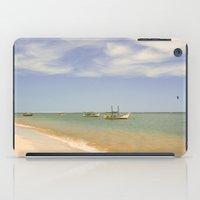 marina iPad Cases featuring Marina by Julio O. Herrmann