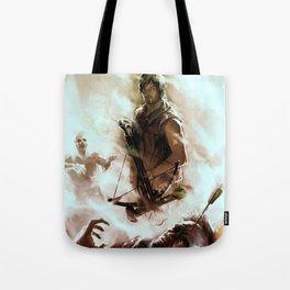 [ Daryl Dixon * Norman Reedus ] the walking dead Tote Bag