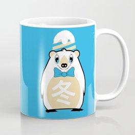 Fuyu - Season bear Winter Coffee Mug