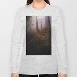 Travelling darkness Long Sleeve T-shirt