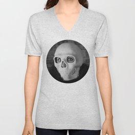 I want your skullz Unisex V-Neck
