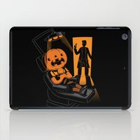dentist iPad Cases featuring Are You Afraid of the Dentist? by Marco Angeles