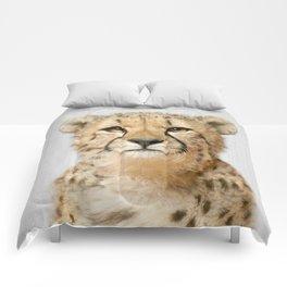 Cheetah - Colorful Comforters