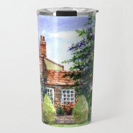 The Manor House Travel Mug