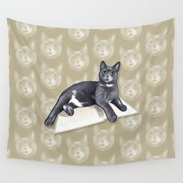 Ms. Kitty Wall Tapestry