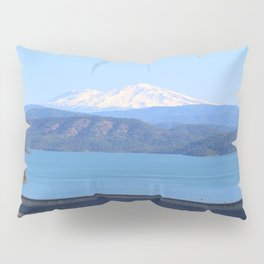 Mount Shasta and Shasta Lake Pillow Sham