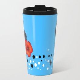 Coquelicot et souvenir Travel Mug