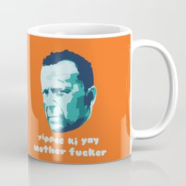 Die Hard Yippee Ki Yay Coffee Mug
