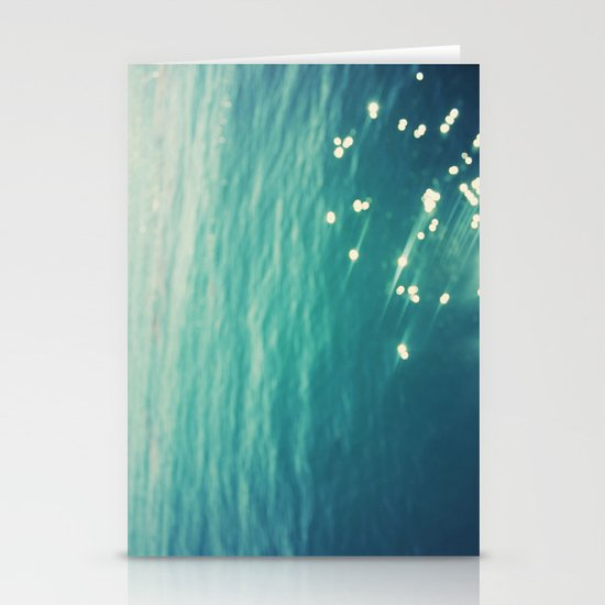 Sparkling Waters Stationery Cards