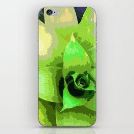 GREEN DIRECTION iPhone Skin