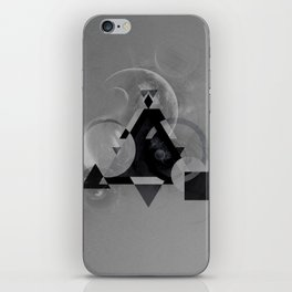 Abstract Triangle iPhone Skin