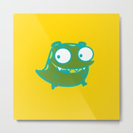 cutie monster_01 Metal Print