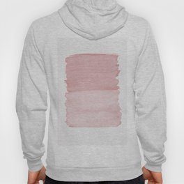 Blush Abstract Minimalism #1 #minimal #ink #decor #art #society6 Hoody