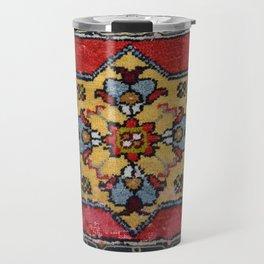 Antique Carpet Sadle Bag Travel Mug